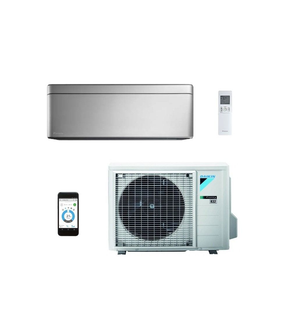 Aer Conditionat Split Daikin Stylish Silver 14000 BTU